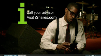 iShares TV Spot, 'Musicians' - 793 commercial airings