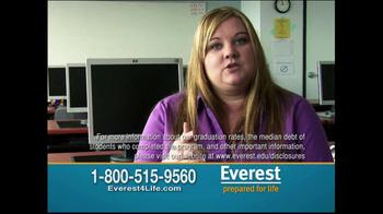 Everest College TV Spot, 'Krisha' - Thumbnail 4