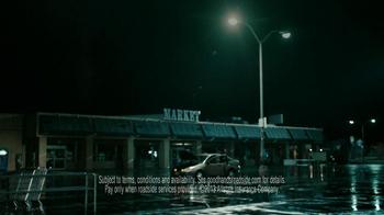 Allstate Good Hands Roadside Assistance TV Spot, 'Dead Battery at Night' - Thumbnail 6
