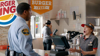Burger King TV Spot, 'BurgerFest: Word Association' - Thumbnail 3