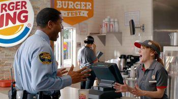 Burger King TV Spot, 'BurgerFest: Word Association'