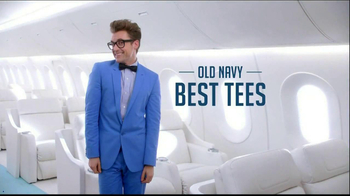 Old Navy Shirts TV Spot, 'Brief Style Demonstration' Ft. Brad Goreski - 5 commercial airings