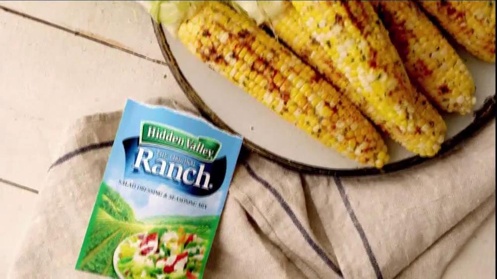 Hidden Valley Ranch TV Commercial, 'Corn on the Cob'