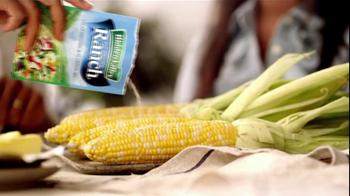 Hidden Valley Ranch TV Spot, 'Corn on the Cob' - Thumbnail 5