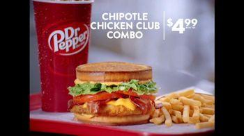 Jack in the Box Chipotle Chicken Club Combo TV Spot, 'Social Media Intern' - Thumbnail 4