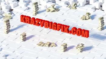 Krazy Glue TV Spot, 'The Krazy Big Fix' - Thumbnail 6