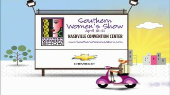 2013 Southern Women's Show TV Spot, 'Nashville'