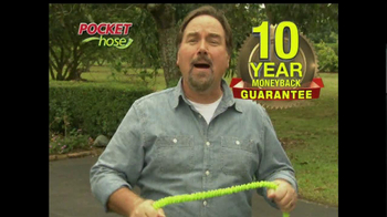 Pocket Hose TV Spot Featuring Richard Karn