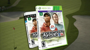 Sports Illustrated TV Spot, 'Free Tiger Woods PGA Tour '14'