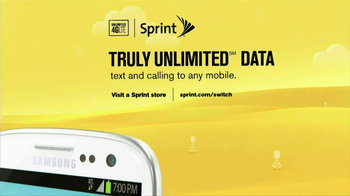 Sprint TV Spot, '$100 Off Phone: Spring' - Thumbnail 4