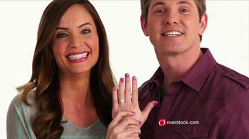 Overstock.com TV Spot, 'Engagement Ring' - Thumbnail 2