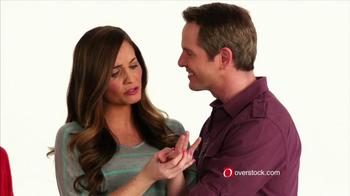 Overstock.com TV Spot, 'Engagement Ring' - Thumbnail 7