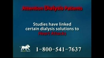 Relion Group TV Spot, 'Dialysis Patients' - Thumbnail 1