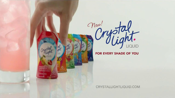 Crystal Light TV Spot, 'Say Hello'