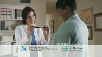 Levemir FlexPen TV Spot, 'Once Daily' - Thumbnail 3