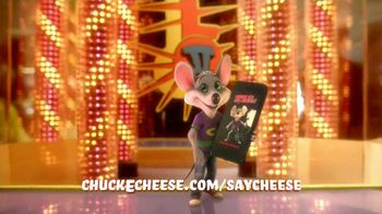 Chuck E. Cheese's Say Cheese App TV Spot, 'Snapshot'