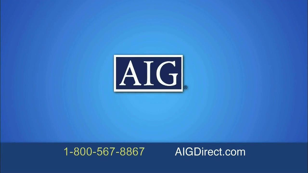 AIG Direct TV Commercial, 'Life Insurance' - iSpot.tv