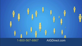AIG Direct TV Spot, 'Life Insurance'