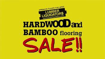 Lumber Liquidators TV Spot, 'Hardwood and Bamboo'