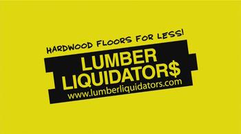 Lumber Liquidators TV Spot, 'Hardwood and Bamboo' - Thumbnail 2