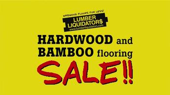 Lumber Liquidators TV Spot, 'Hardwood and Bamboo' - Thumbnail 4