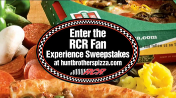 Hunt Brothers Pizza TV Spot, 'RCR Fan Experience Sweepstakes' - Thumbnail 8