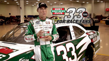 Hunt Brothers Pizza TV Spot, 'RCR Fan Experience Sweepstakes' - Thumbnail 1