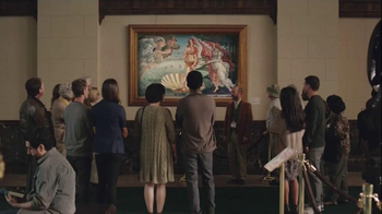AT&T TV Spot, 'Checking Facebook at a Museum' - Thumbnail 1