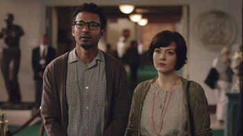 AT&T TV Spot, 'Checking Facebook at a Museum' - Thumbnail 2