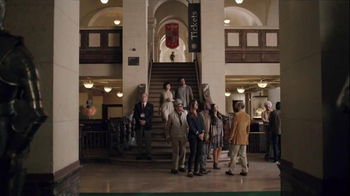 AT&T TV Spot, 'Checking Facebook at a Museum' - Thumbnail 6