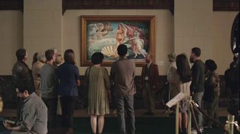 AT&T TV Spot, 'Checking Facebook at a Museum'