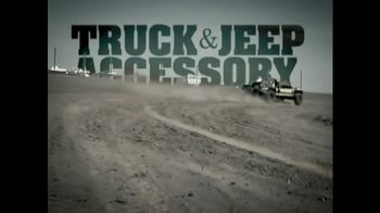 4 Wheel Parts TV Spot, Your Truck and Jeep Accessory Superstore'