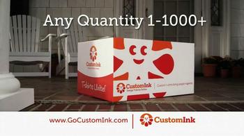 CustomInk TV Spot, 'Thanks Custom Ink' - Thumbnail 10