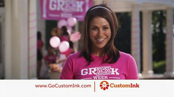 CustomInk TV Spot, \'Thanks Custom Ink\'