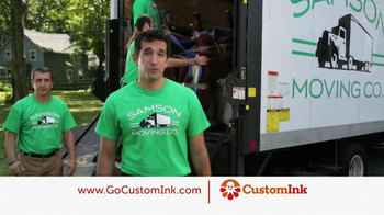 CustomInk TV Spot, 'Thanks Custom Ink' - Thumbnail 4