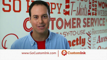 CustomInk TV Spot, 'Thanks Custom Ink' - Thumbnail 6