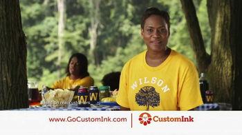 CustomInk TV Spot, 'Thanks Custom Ink' - Thumbnail 7