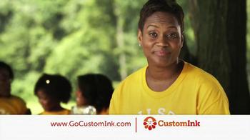 CustomInk TV Spot, 'Thanks Custom Ink' - Thumbnail 9