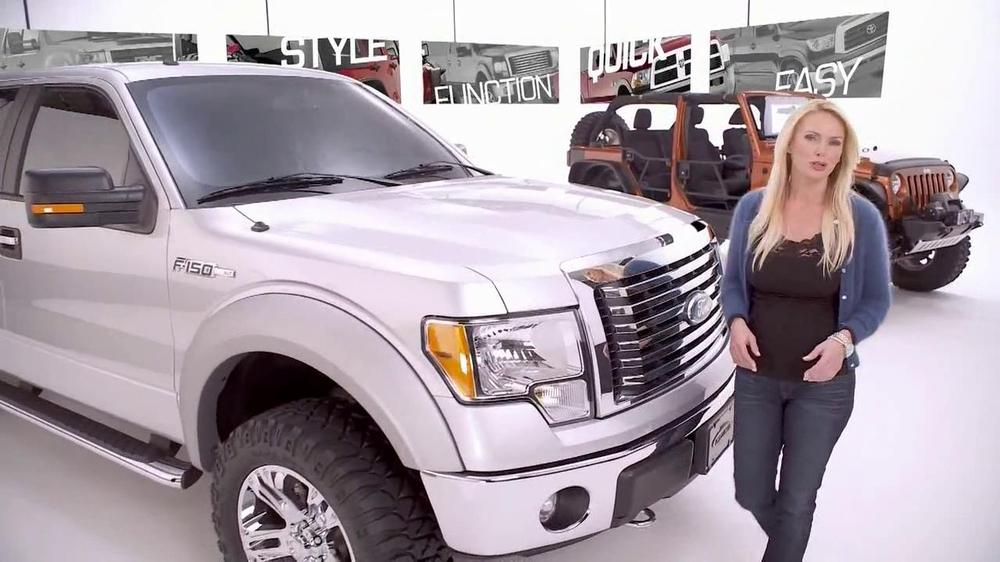 Bushwacker Fender Flares TV Commercial, 'Biggest Selection'