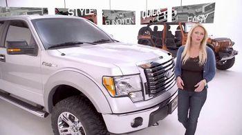 Bushwacker Fender Flares TV Spot, 'Biggest Selection'