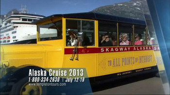 Templeton Tours TV Spot, 'In Touch Cruise with Dr. Charles Stanley' - Thumbnail 3