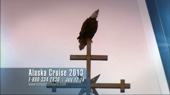 Templeton Tours TV Spot, 'In Touch Cruise with Dr. Charles Stanley' - Thumbnail 4