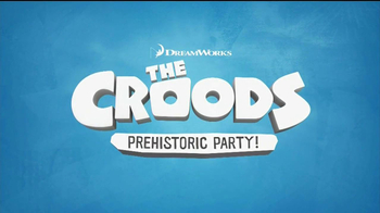 The Croods Prehistoric Party! TV Spot