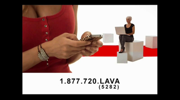 Lavalife TV Spot, 'What if Meets This is Awesome' - Thumbnail 6