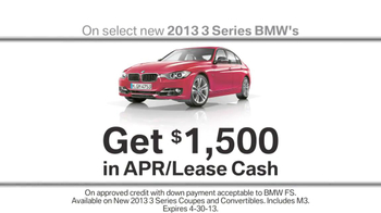 2013 BMW 3 Series TV Spot, 'Connected Drive' - Thumbnail 9