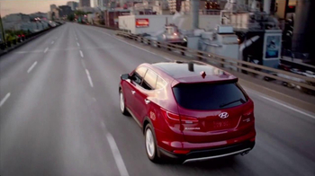 Hyundai Let's Go! Sales Event TV Spot, 'Santa Fe' - Thumbnail 4