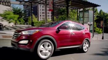 Hyundai Let's Go! Sales Event TV Spot, 'Santa Fe' - Thumbnail 5