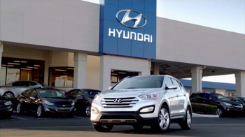 Hyundai Let's Go! Sales Event TV Spot, 'Santa Fe' - Thumbnail 6