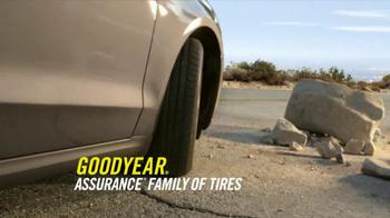 Goodyear Assurance Family of Tires TV Spot - Thumbnail 10