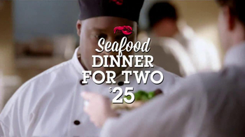Red Lobster Seafood Dinner for Two TV Spot, 'From Chef to Table' - Thumbnail 10